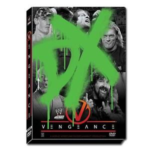 WWE-Vengeance-2006-DVD-DX-Returns-Bonus-Disc-Edge-RVD