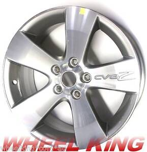 NEW-GENUINE-GMH-Commodore-VZ-CV8Z-18x8-Bare-Rim-Set-4