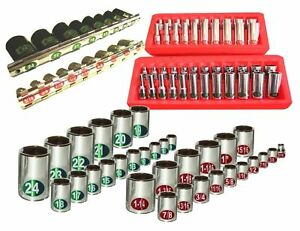 Chrome-Socket-Set-Labels-Organize-and-Tag-Tools-Sockets-Wrenches-amp-Impacts