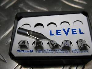 Pelikan Level L 65 - 1 Feder/Ersatzfeder für Füllhalter A, F, B, M oder L