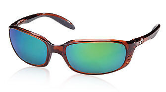 NEW Costa Del Mar Brine Sunglasses Tortoise Green 400g on Rummage