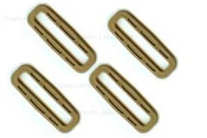 4-ITW-Nexus-Tan-50mm-Squre-Ring-Looplocs-Tactical