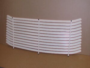 XL-XM-XP FALCON SEDAN 1963-66  VENETIAN BLINDS AUTO SHADES