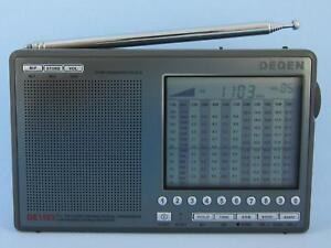 DEGEN-DE1103-PLL-SW-MW-LW-Dual-Conversion-Digital-Radio