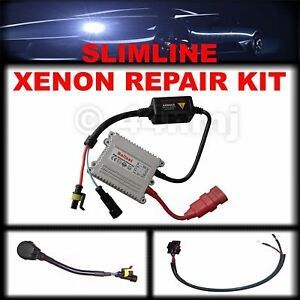 factory fitted xenon ballast repair kit bmw e36 e46 e90 ebay. Black Bedroom Furniture Sets. Home Design Ideas
