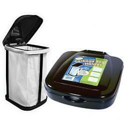 Collapsible Portable Garbage Trash Bag Holder Can Ebay