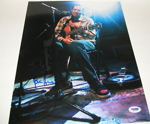 BEN-HARPER-Signed-PHOTO-FISTFUL-OF-MERCY-PSA-DNA
