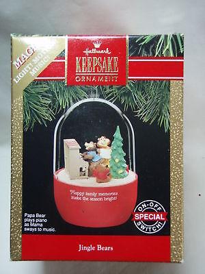 1991-Hallmark-Jingle-Bears-Light-Motion-Music-BV-45