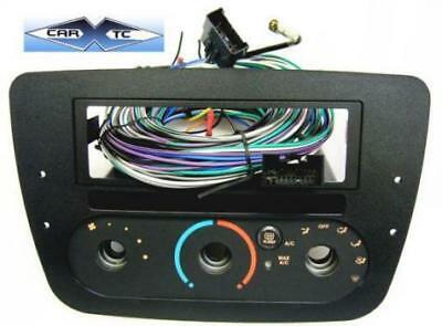 radio dash install faceplate kit ford taurus 2000 2003 ebay. Black Bedroom Furniture Sets. Home Design Ideas