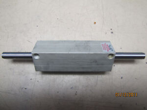 COMPACT AIR AS0118X4 DUAL ACTING PNEUMATIC CYLINDER NEW
