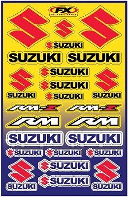Suzuki Sticker Kit