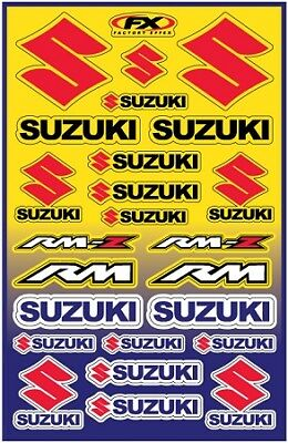 Suzuki Sticker Kit