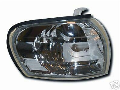 SUBARU Impreza Corner Lamp / Side Lights Crystal Clear - Classic Car Shape