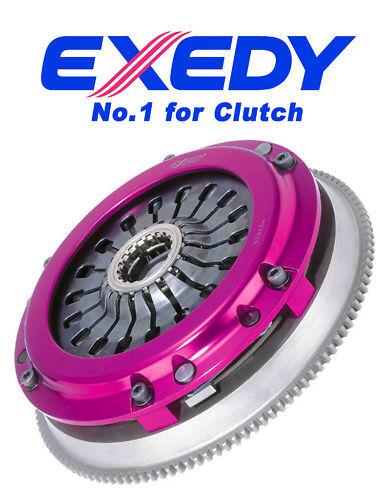 EXEDY Hyper Single VF Clutch Kit - HH02SDV