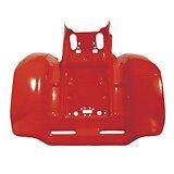Honda Trx250r Trx 250r Rear Atv Fender Plastic Red