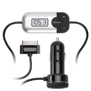 Griffin iTrip Auto FM Transmitter 4 iPod+Dock Connector