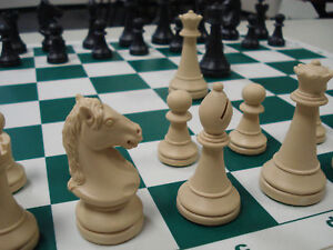 Plastic-Cavalier-Triple-Weighted-Tournament-Chess-Set