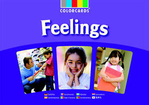 Feelings ColorCards by Speechmark  Cards Book  9780863886942  NEW - Leicester, United Kingdom - Feelings ColorCards by Speechmark  Cards Book  9780863886942  NEW - Leicester, United Kingdom