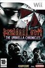 Resident Evil: The Umbrella Chronicles (Nintendo Wii, 2007) - European Version