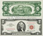 Uncirculated $2 United States Small Size Notes