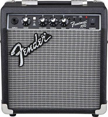 Fender Frontman 25R 25-Watt Guitar Amplifier - Black