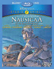 Nausicaa of the Valley of the Wind (Blu-ray/DVD, 2011, 2-Disc Set)