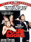 Four Rooms (DVD, 1999)