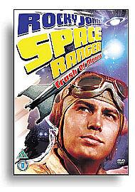 Rocky Jones - Space Ranger (DVD, 2010)