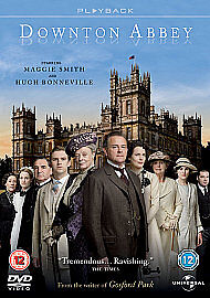 Downton-Abbey-Series-1-Complete-DVD-2010-3-Disc-Brand-New-UK-Region-2