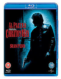 Carlito's Way (Blu-ray, 2010) - Brand New & Sealed