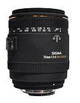Sigma Fixed/Prime Telephoto Camera Lenses
