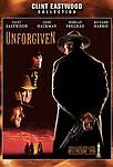 Unforgiven DVD Eastwood Hackman New Sealed -b-
