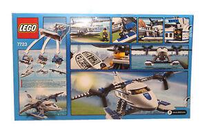 Lego Town 7723 Police Seaplan NY förseglad VHTF