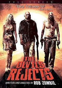 The Devil's Rejects (DVD, 2005, Widescre...