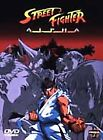 Street Fighter Alpha (DVD, 2001)