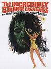 The Incredibly Strange Creatures Who Stopped Living and Became Mixed-Up Zombies (DVD, 2004)