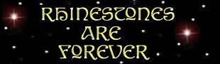 Rhinestones are Forever