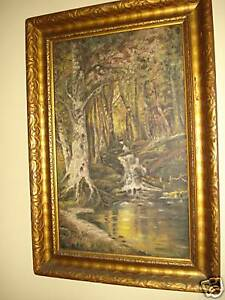 antique picture frames ebay