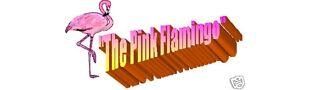 """THE PINK FLAMINGO"" shoppe"