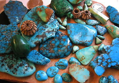 Quality Collectibles and Turquoise