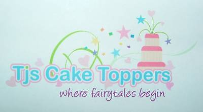 Tjs fairytale cake toppers
