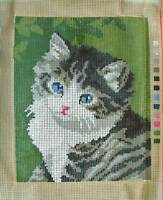 NEEDLEPOINT BASICS 1  HOW TO: STARTING NEEDLEPOINT KITS