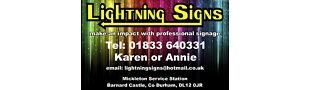 Lightningsigns