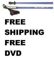 Nordic Walking, Trekking, Hiking, Fitness Poles Sticks