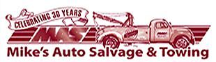 Mike's Auto Salvage and Towing