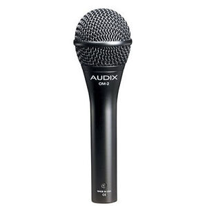 Audix OM2 Dynamic Cable Professional Mic...