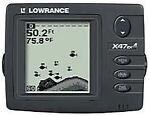 Lowrance X47EX GPS Receiver