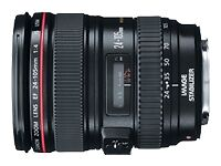 Canon EF 24-105mm Focal Camera Lenses