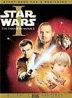 Star Wars Episode I: The Phantom Menace (DVD, 2001, 2-Disc Set, English and Spanish Versions)