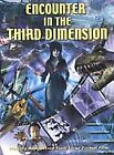 IMAX - Encounter in the Third Dimension (DVD, 2001, 3-D and 2-D Verions Available) (DVD, 2001)